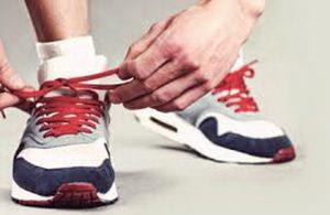 Pentingnya Memakai Sepatu Dikala Berolahraga