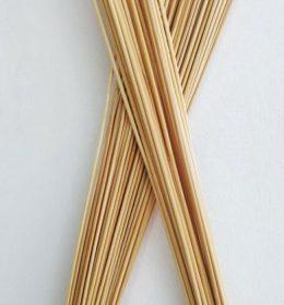 Batang Jeruji Bambu Impor 4mm