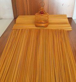 Ruji Batang Sangkar Burung Jeruji Bambu 3mm