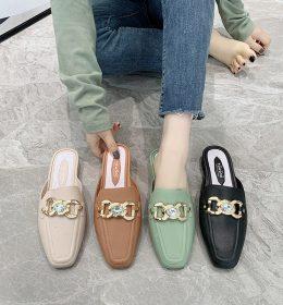Sandal Mules Cocok untuk Formal Casual